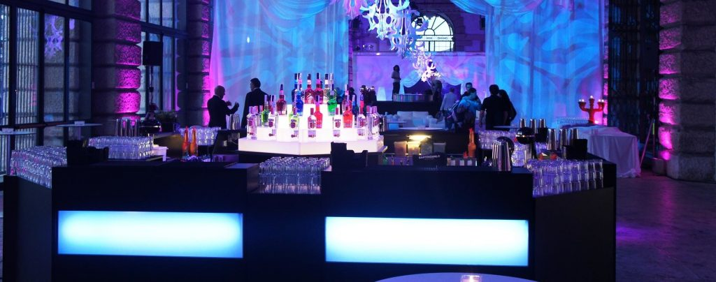 Bartenders Bar Catering