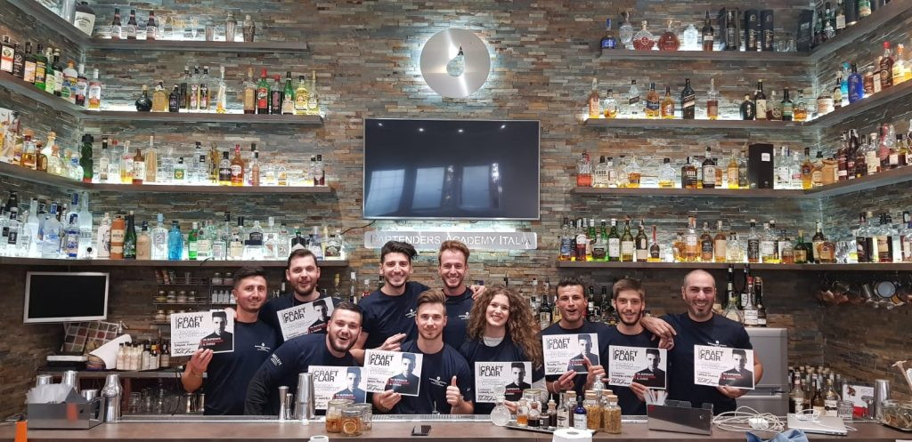 Bartenders Academy | Corso Craft Flair