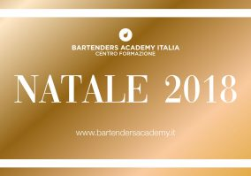 Bartenders Academy Italia | Natale 2018